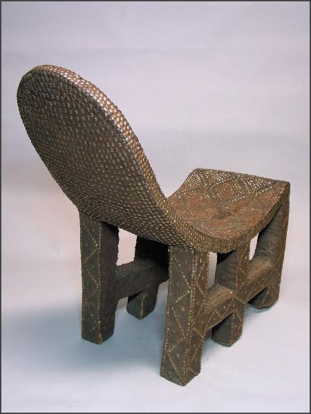 Ngombe Chair Quot Ekele Quot From Drc Rand African Art