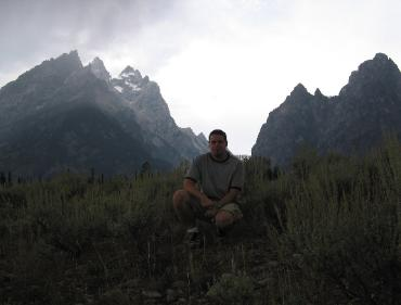 Rand Smith - Grand Tetons WY